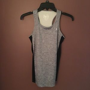 Justice athletic tank top